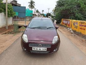 Fiat Punto Dynamic 1.2, 2012, Diesel MT for sale in Thanjavur
