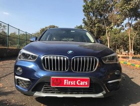2018 BMW X1 sDrive20d AT for sale in Bangalore