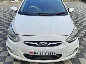 Hyundai Verna Fluidic 1.4 CRDi EX, 2014, Diesel MT in Nagpur