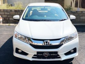 Used Honda City 1.5 V MT 2016 for sale in Bangalore
