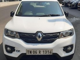 Used 2016 Renault Kwid RXT MT car at low price in Chennai