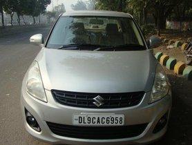 Used Maruti Suzuki Dzire MT car at low price in Ghaziabad