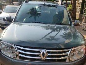 Used 2013 Renault Duster Petrol RxL MT car at low price in Mumbai