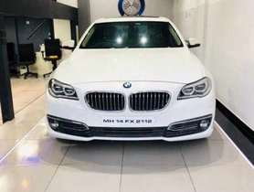 BMW 5 Series 2013-2017 520d Luxury Line AT for sale in Pune