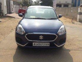 2018 Maruti Suzuki Dzire VXI MT for sale at low price in Jaipur