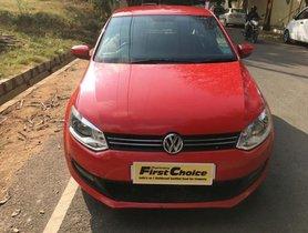 2013 Volkswagen Polo Diesel Comfortline 1.2L MT for sale in Bangalore