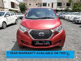 Used 2017 Datsun Redi-GO T MT for sale in Anand
