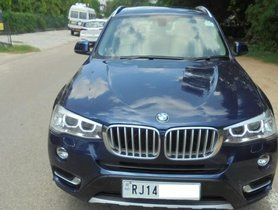 Used BMW X3 xDrive 20d xLine 2014 AT for sale in Jaipur
