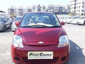 Used Chevrolet Spark 2009 1.0 MT for sale in Surat