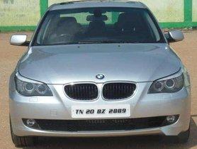 2008 BMW 5 Series 520d Sedan AT for sale in Coimbatore