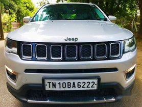 2017 Jeep Compass 2.0 Limited Option MT for sale in Chennai