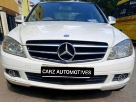 Mercedes Benz C-Class 200 K Elegance AT 2007 in Bangalore
