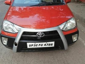 2014 Toyota Etios Cross 1.4L GD MT for sale in Lucknow