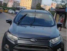 Ford Ecosport EcoSport Titanium 1.5 TDCi, 2014, Diesel AT for sale in Chennai