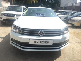 Volkswagen Jetta 2015 2.0L TDI Highline AT for sale in Coimbatore