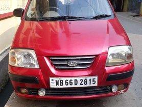 Hyundai Santro Xing GLS, 2005, Petrol MT for sale in Siliguri