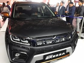 2020 Maruti Vitara Brezza Launch This Month