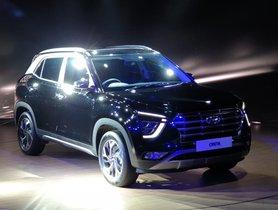 Next-Gen Hyundai Creta Debuts At Auto Expo 2020