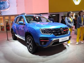 Renault Unveils Duster With A New Turbo-Petrol Engine At Auto Expo 2020