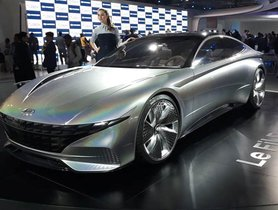 Hyundai Showcases Le Fil Rouge Concept at Auto Expo 2020