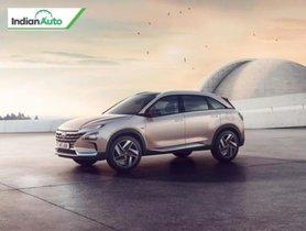 Hyundai Nexo Fuel-Cell-EV Debuts at Auto Expo 2020