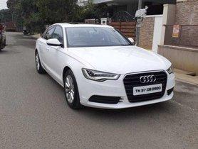 Audi A6 2011-2015 2.0 TDI Premium Plus AT for sale in Coimbatore