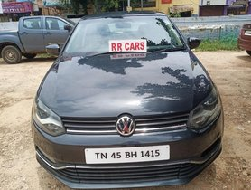 Volkswagen Polo 2015 1.5 TDI Highline MT for sale in Coimbatore