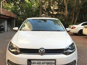 2016 Volkswagen Polo 1.2 MPI Comfortline MT for sale in Mumbai