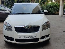 2010 Skoda Fabia 1.2 MPI Classic MT for sale in Mumbai