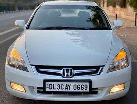 Used Honda Accord V6 AT 2007 for sale in New Delhi