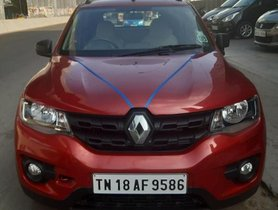 Used 2016 Renault Kwid RXT MT for sale in Chennai