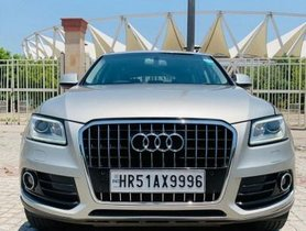 Used 2013 Audi Q5 2.0 TDI Technology AT car at low price in New Delhi