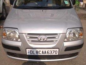 Hyundai Santro Xing GLS CNG MT 2012 in New Delhi