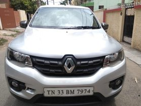 Renault KWID RXT 2017 MT for sale in Coimbatore