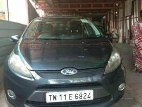 Ford Fiesta Style Diesel, 2013, Diesel AT for sale in Chennai