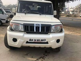 Used Mahindra Bolero SLX BS IV, 2013, Diesel MT for sale in Pune