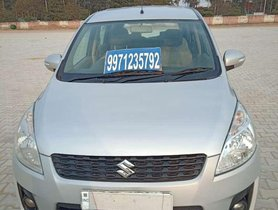 Used Maruti Suzuki Ertiga ZXI MT 2012 in Faridabad