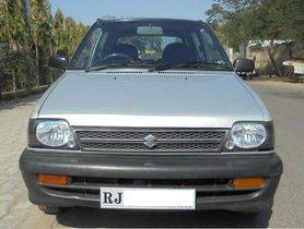 Used 2011 Maruti Suzuki 800 MT car at low price in Jaipur