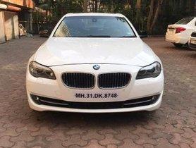 Used BMW 5 Series 520d Sedan 2011 AT for sale in Mumbai