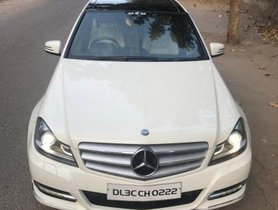 Mercedes-Benz C-Class 220 CDI AT for sale in New Delhi