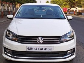 Used 2017 Volkswagen Vento 1.6 Highline Plus MT for sale in Pune