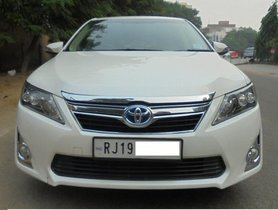 Used 2014 Toyota Camry AT for sale in Jaipur