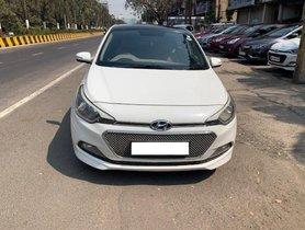 Hyundai Elite i20 1.4 Sportz 2016 MT for sale in Mumbai
