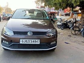 2017 Volkswagen Ameo MT for sale at low price in Ahmedabad