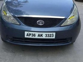Used 2010 Tata Vista MT car at low price in Hyderabad