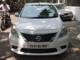 2013 Nissan Sunny MT for sale in Chennai