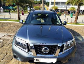 Used 2014 Nissan Terrano XL MT car at low price in Kochi