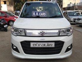 Maruti Suzuki Wagon R Stingray AT 2016 in Coimbatore