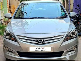 Used Hyundai Verna 1.6 CRDi SX 2015 AT for sale in Chennai