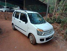 Used 2009 Maruti Suzuki Wagon R LXI MT car at low price in Kannur